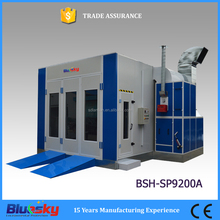 Popular type paint booth furniture/paint spraying cabin/inflatable auto paint booth