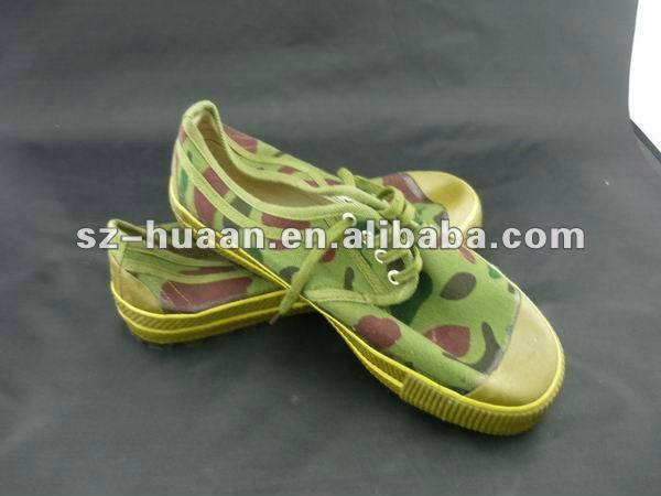 2012 Most Popular Anti-slip rubber working shoes the most confortable cotton shoes