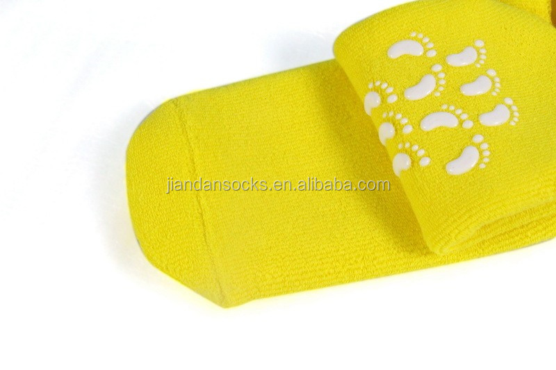 Gel Gloves Socks With Gel Pad Moisture Socks Patch Hands Care Pads Patch Socks Massage