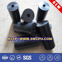 Silicone rubber bumpers fenders used for door stop