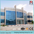 Toughened Glass Curtain Wall,Exterior Glass Wall Panels