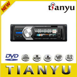 General car audio video entertainment navigation system with bluetooth TY 6109