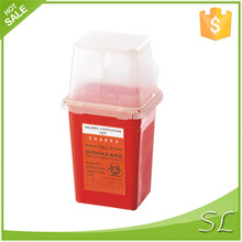 Non-Toxic PP Puncture Resistant sharps disposal container