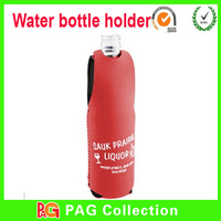 500ml Neoprene water bottle holder keeps drink cold
