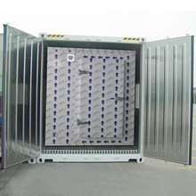 Live Fish Storage Containers 20ft 40 Feet Cold Room Containers