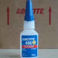Loctit High pressure 496 Metal bonding type all-purpose adhesive viscosity fast curing cyanoacrylate