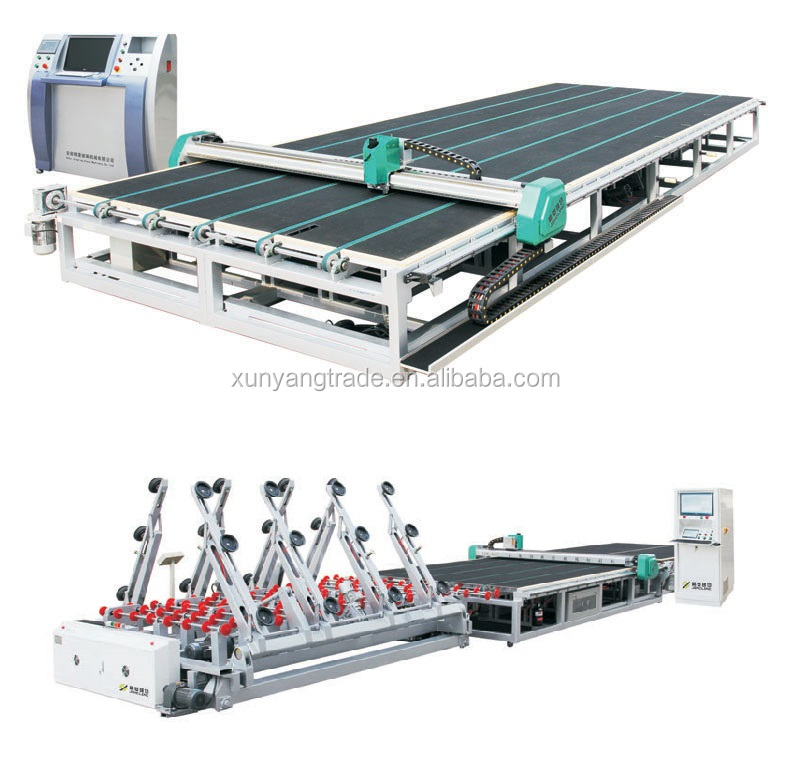 CNC-2520 Tempered Glass Cutting Machine