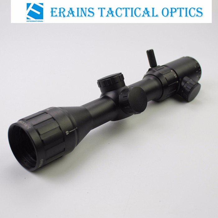 Compact Ak Weapon Recoil Resistant Tactical TM3-9X32AOE Riflescope