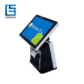 Carav 9.7 inch android pos device/android pos with printer AIO-9709