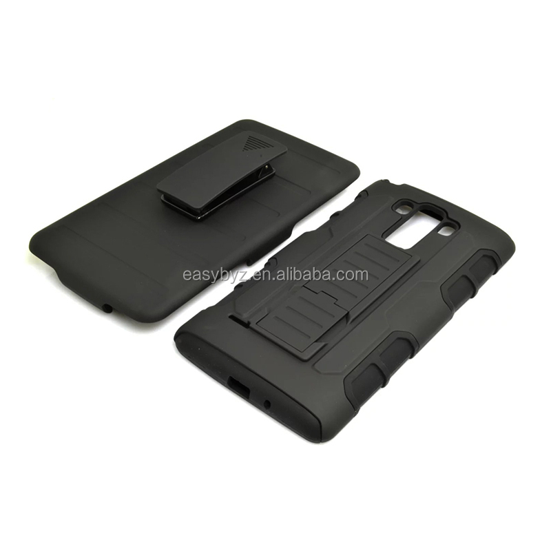 (IN STOCK!)New holster mobile phone case cover for LG G VISTA 2G armor case