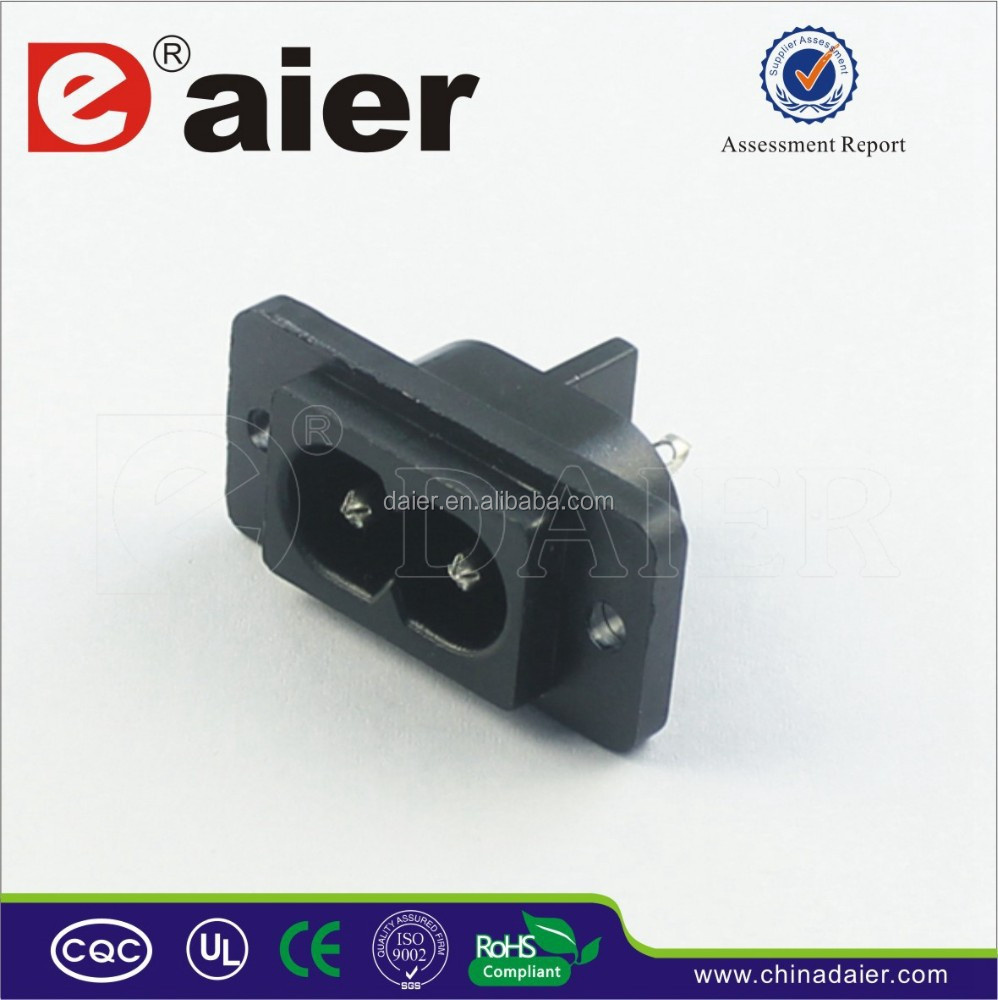 AC-004 13 amp switched socket