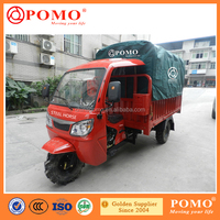 Multicolor Moto 250Cc Tuk Tuk Motorcycle Electric Tricycle For Cargo