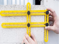 Angleizer Template ruler Tool for Measuring