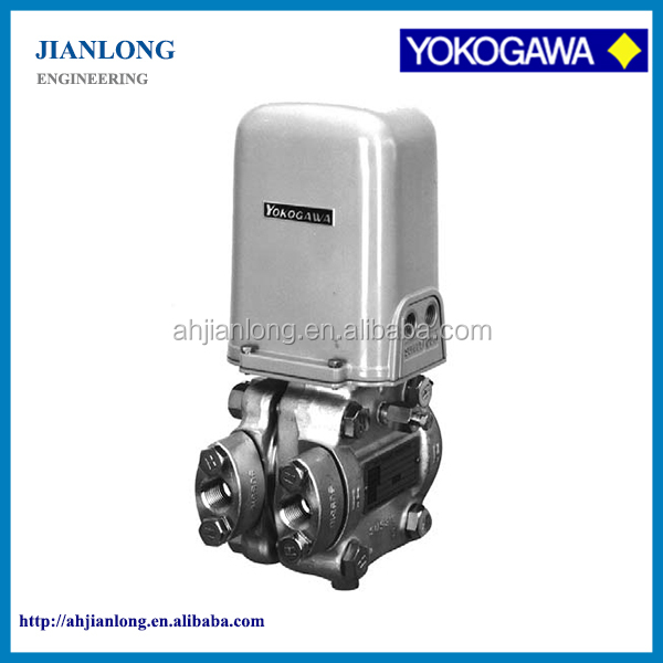Advanced Japan brand Yokogawa differential pressure transducer Y/13A pneumatic pressure transmitter with cheap price