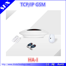 2017 TCP/IP Home Alarm System GSM Burglar Security Control Panel