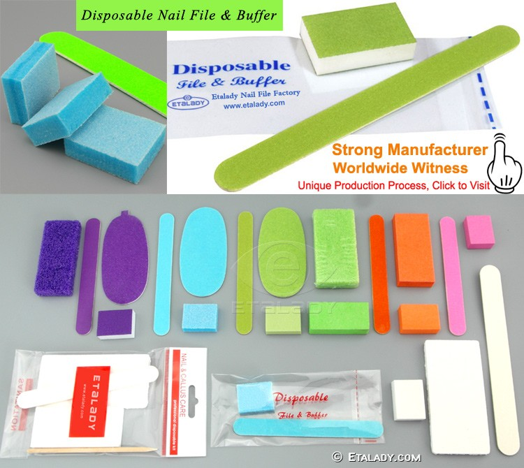 Etalady Nail File Factory