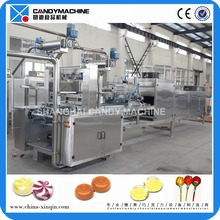 Mold hard candy machine servo system