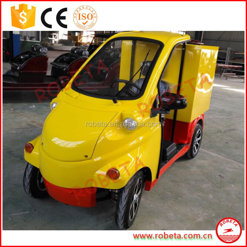 Electrical Delivery three wheel Vans/electric kids car