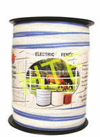 electric fence for cows 25mm polytape