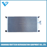 microchannel condenser for car air conditioning