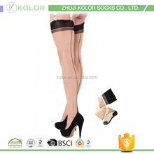 KOLOR-C 90770 ladies in seamed stockings