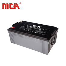 Maintenance-free 12V 240Ah sealed lead crystal acid Battery for Inverter