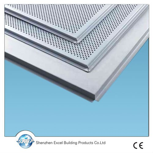 2012 newly ventilate metal ceiling office roof material