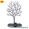 JQ New ABS L size deer horn/tree branch shape Display Stand Jewelery Earring Deer Horn Tree Folding Rack