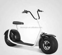 2017 China New off road electric fat motor bike 1000w 1500w adult citycoco elektrik scooter parts with E-Mark