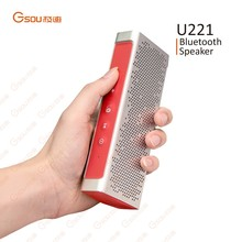 Wholesale Stylish high quality wireless mini pocket bluetooth speaker