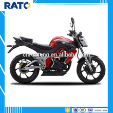 Powerful red 200cc racing motorcycle for sale