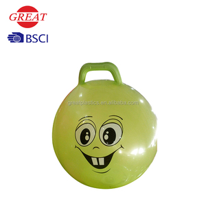 PVC Inflatable bouncy ball,baby jumping ball toy