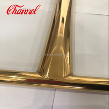 Factory supply Titanium pipe GR.9 t bar annealed for exhaust pipe