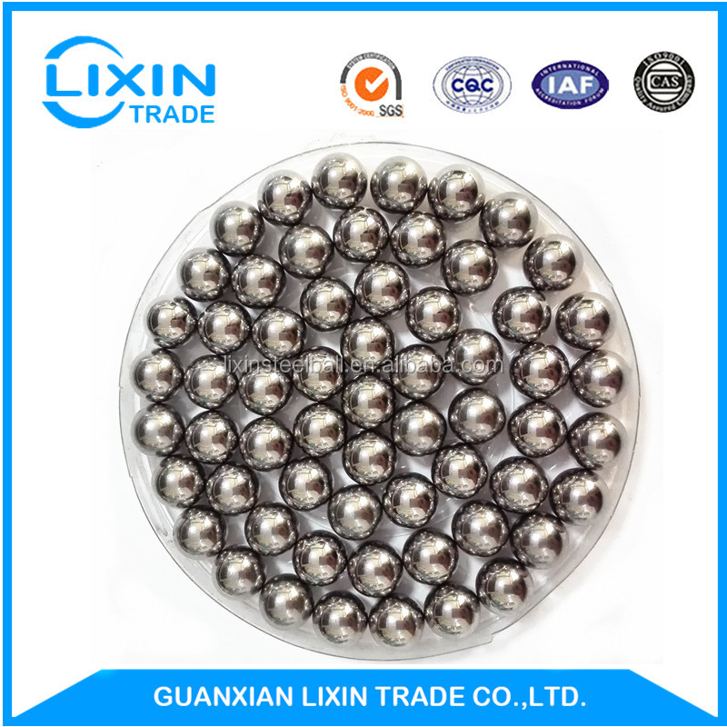 AISI SS302 9MM Metal Chinese Ball of Stainless Steel Materials for Bearing Auto Accessory