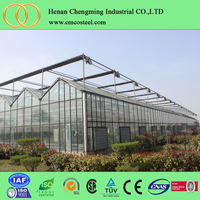 Agricultural Greenhouses A Shape Aquaponics Growing