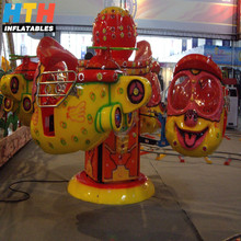 Automatic lovely Amusement Parks Airplane for children
