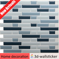 Easy to stick smart peel and impress hall wall tiles