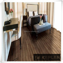 Wooden laminated Vinyl flooring / sports pvc flooring / plastic flooring