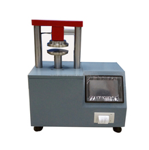 Carton board Manual Digital burst strength test machine