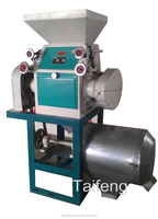 10-200T/D complete set maize flour milling machine for sale, maize grinding mill for grits in Africa market