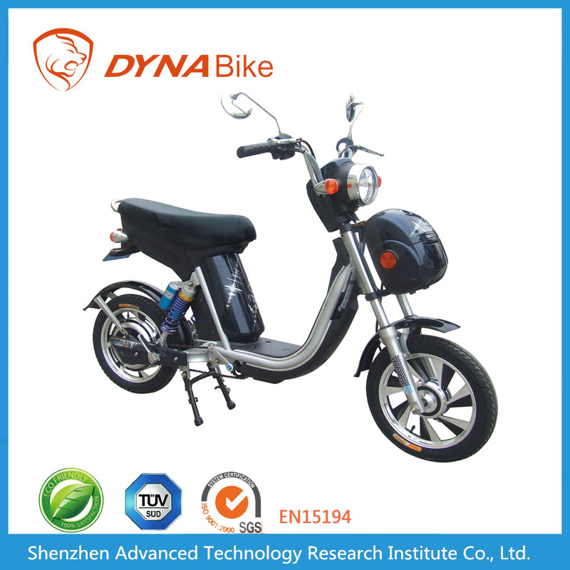 "DYNABike 16"" Wheel 48V 12AH Storage Battery Adults Off Road Electric Scooter"