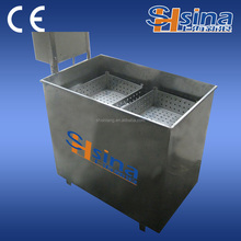 Shanghai plate milk pasteurizer with automatic control