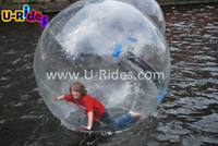 Bubble Running Inflatable Water Ball With Zip