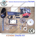 4 stroke bicycle engine kit/husheng engine /bisiklet motor kitleri