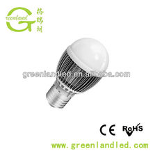 low price high quality 3 years guarantee CE ROHS EMC LVD 3W led bulb
