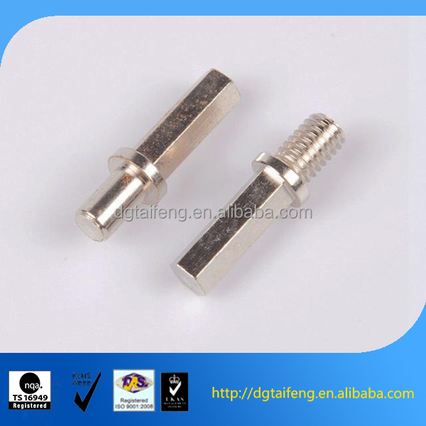 Thin Cap Head Extended End Cold Forged Screws