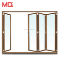 Excellent Quality Reasonable Price aluminum sliding folding doors manufacturer