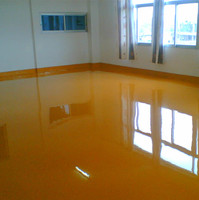 Sheet steel reinforcing Liquid Epoxy Resin