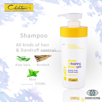 Top Sale Herbal Halal Shampoo Hair care product for scalp- Refreshing Scalp / Reduce Dandruff