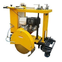 Hydraulic Gasoline engine road machine concrete cutter/asphalt cutting machine